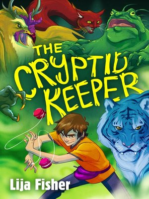 cover image of The Cryptid Keeper