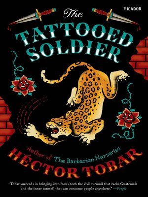 cover image of The Tattooed Soldier