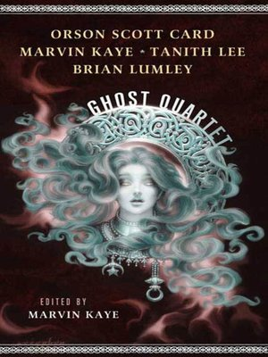 cover image of The Ghost Quartet