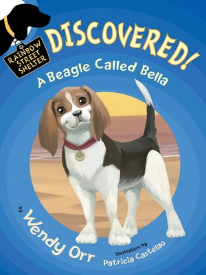 cover image of DISCOVERED! a Beagle Called Bella