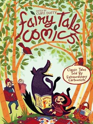 cover image of Fairy Tale Comics