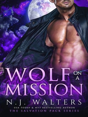 cover image of Wolf on a Mission