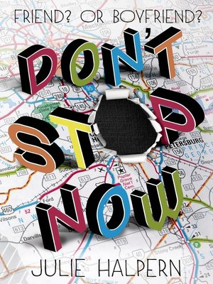 cover image of Don't Stop Now