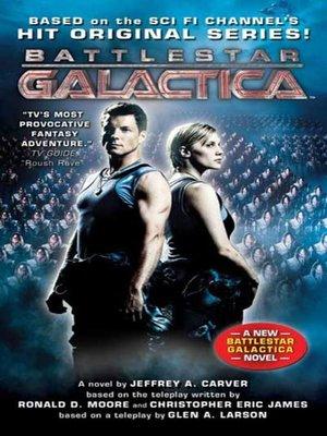 cover image of Battlestar Galactica
