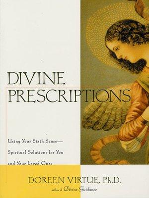 cover image of Divine Prescriptions