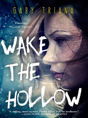 cover image of Wake the Hollow