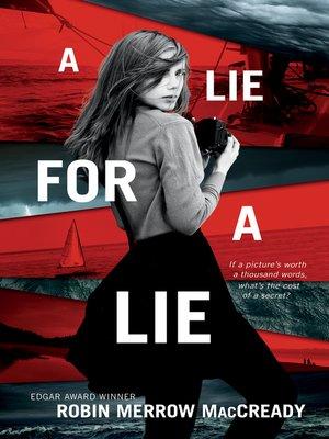 cover image of A Lie for a Lie