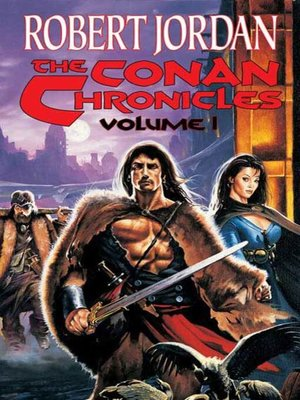 cover image of The Conan Chronicles