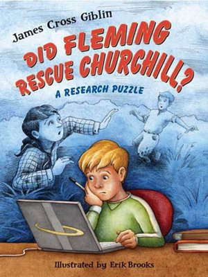 cover image of Did Fleming Rescue Churchill?