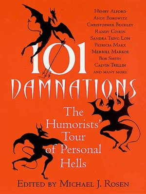 cover image of 101 Damnations
