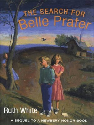cover image of The Search for Belle Prater