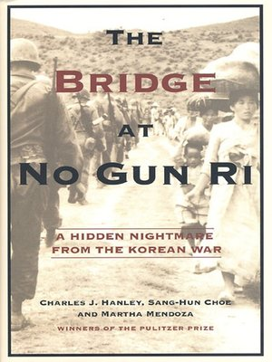 cover image of The Bridge at No Gun Ri