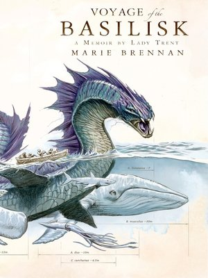 cover image of The Voyage of the Basilisk