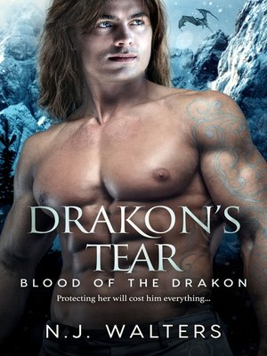 cover image of Drakon's Tear