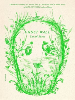 cover image of Ghost Wall