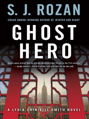 cover image of Ghost Hero--A Bill Smith/Lydia Chin Novel