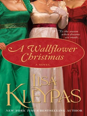 cover image of A Wallflower Christmas