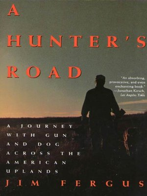 cover image of A Hunter's Road