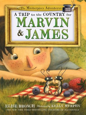 cover image of A Trip to the Country for Marvin & James