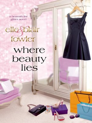 cover image of Where Beauty Lies--A Beneath the Glitter Novel