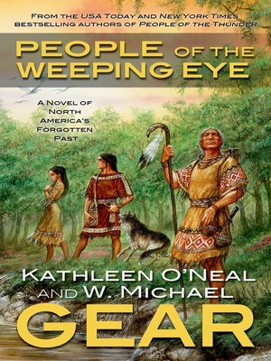 cover image of People of the Weeping Eye