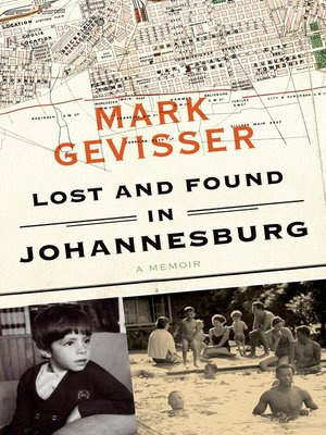 cover image of Lost and Found in Johannesburg