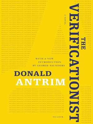 cover image of The Verificationist