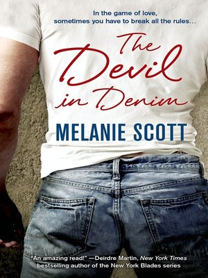 cover image of The Devil in Denim