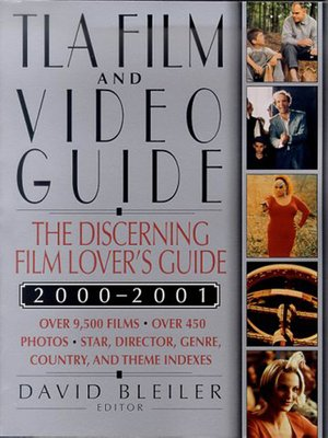 cover image of TLA Film and Video Guide 2000-2001