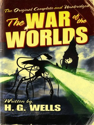 cover image of The War of the Worlds
