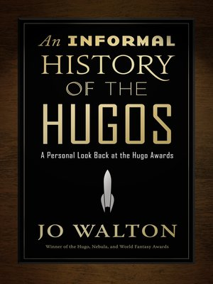 cover image of An Informal History of the Hugos