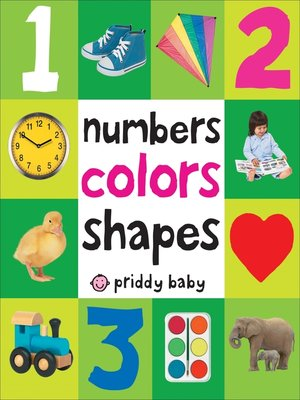cover image of Numbers Colors Shapes