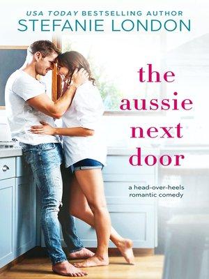 cover image of The Aussie Next Door