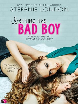 cover image of Betting the Bad Boy