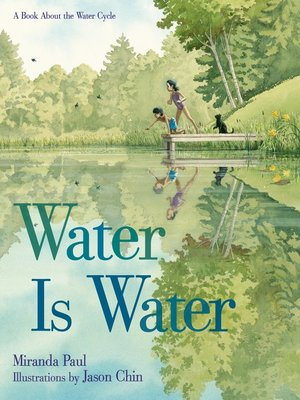 cover image of Water Is Water