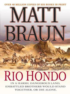 cover image of Rio Hondo