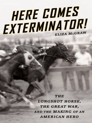 cover image of Here Comes Exterminator!