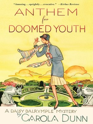 cover image of Anthem for Doomed Youth