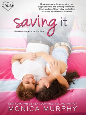cover image of Saving It