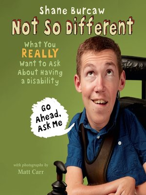 cover image of Not So Different