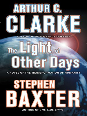 cover image of The Light of Other Days