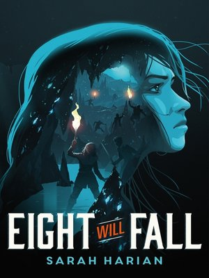 cover image of Eight Will Fall