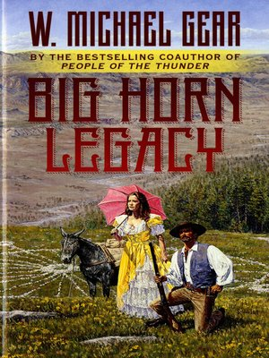 cover image of Big Horn Legacy
