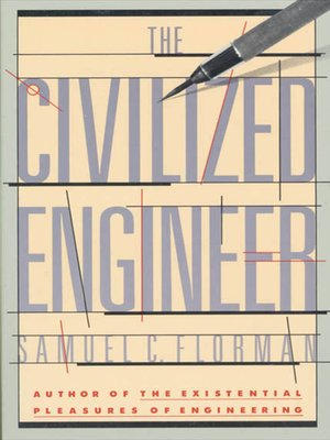 cover image of The Civilized Engineer