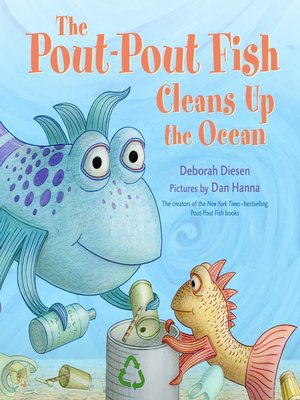 cover image of The Pout-Pout Fish Cleans Up the Ocean
