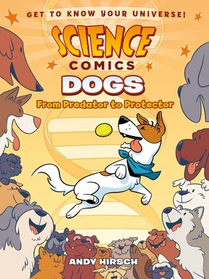 cover image of Science Comics--Dogs