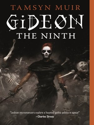 cover image of Gideon the Ninth