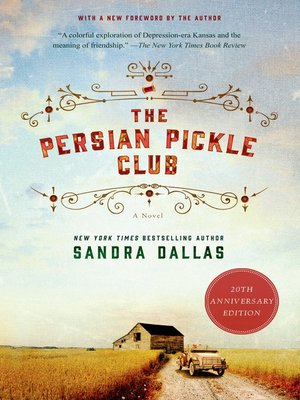 cover image of The Persian Pickle Club