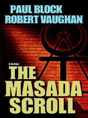 cover image of The Masada Scroll