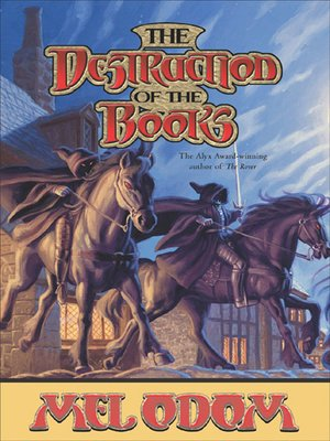 cover image of The Destruction of the Books